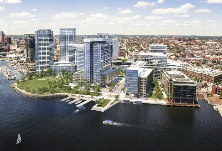 Wills Wharf At Harbor Point Signs First Office Tenant
