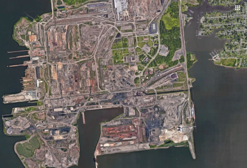Tradepoint Atlantic Now Owns All Of Sparrows Point After Purchase Of Shipyard
