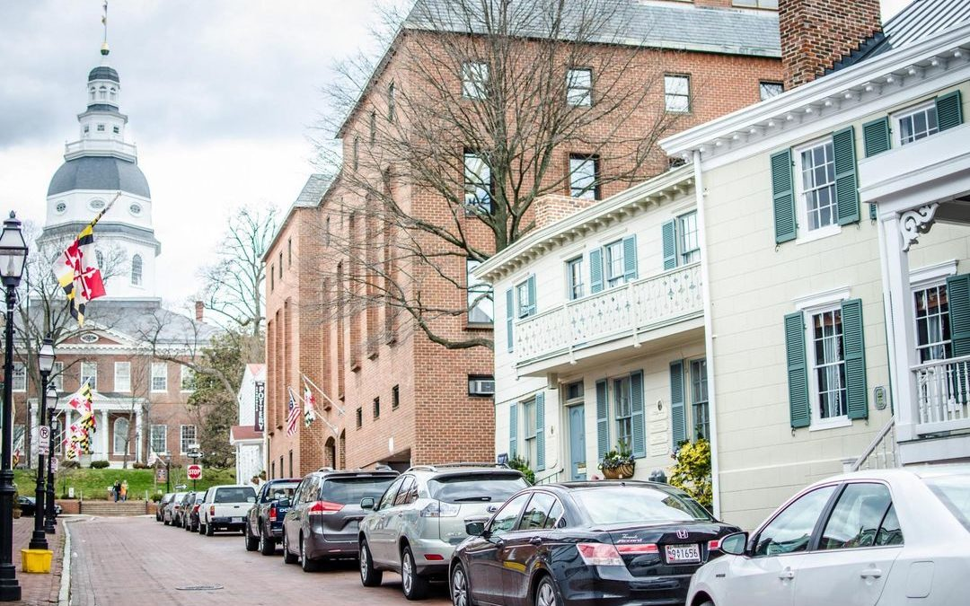 A Historic Downtown Is Keeping Annapolis Stuck In The Past